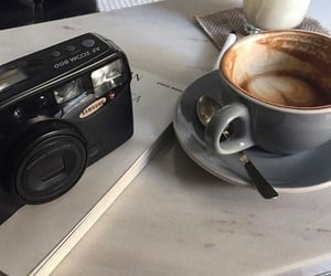 aesthetic, black, and camera image