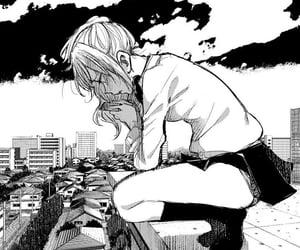 manga, manga girl, and mangacap image