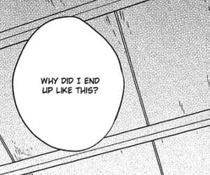 manga, monochrome, and bokura no hentai image