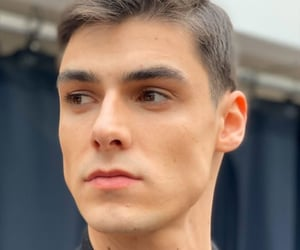 1997, male model, and backstage image