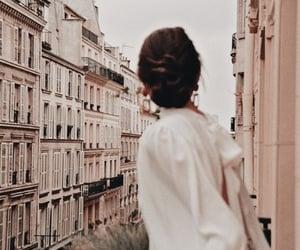 fashion, girl, and city image