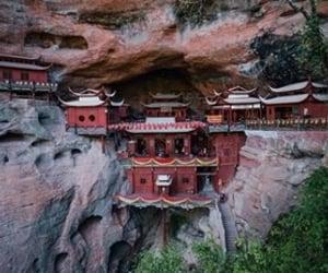 china, wander, and photography image