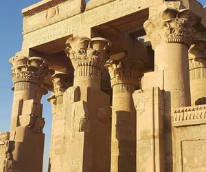 ancient, ancient egypt, and architecture image