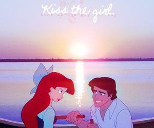 look, romance, and the little mermaid image