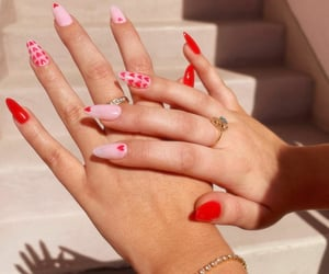 manicure, nail goals, and nails image