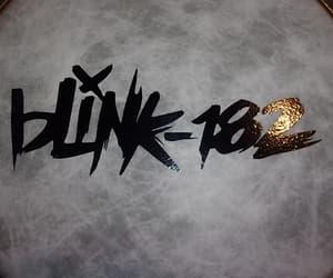 band logo, blink 182, and blink-182 image