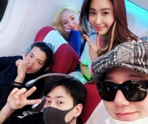 eunhyuk, super junior, and jessica jung image