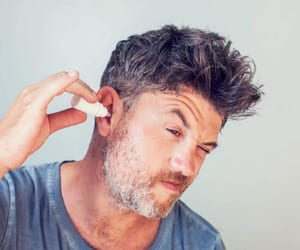 ear vacuum and water in my ear image