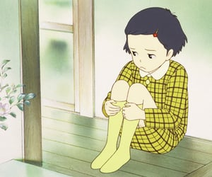 animation, only yesterday, and film image