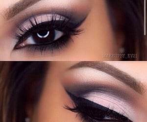 beautiful, inspiration, and eyeshadow image