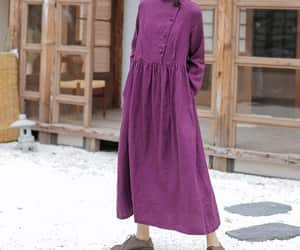 etsy, maxi dress, and floor dress image