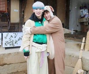 shin hoseok, wonho, and hoseok image