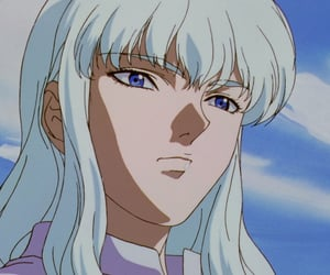 anime, griffith, and berserk image