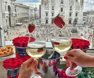 food and italy image