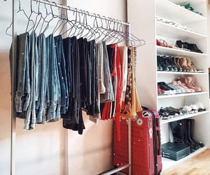 clothes, girls, and wardrobe image