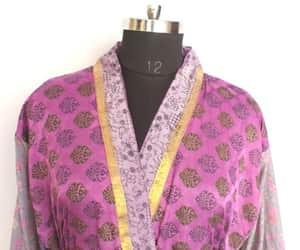 kimono, bahokimono, and women's clothing image