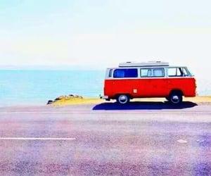 beach, california, and dreams image