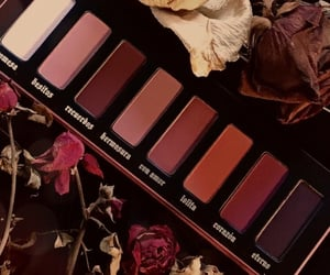 beauty, eyeshadow, and kat von d image