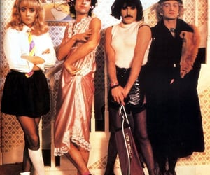 Queen and i want to break free image