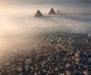 cairo, photography, and sky image
