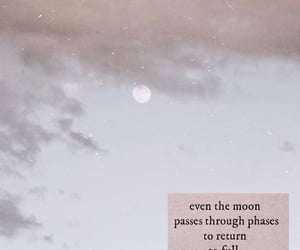 background, moon, and pastel image