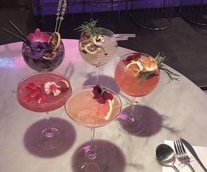beverages, romantic, and vine image