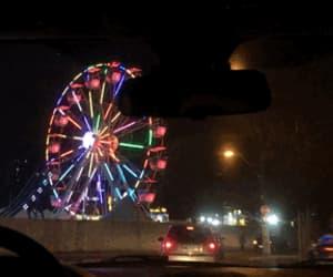 amazing, ferris wheel, and gif image