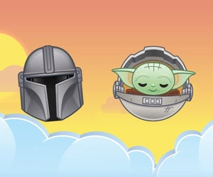 cuteness, star wars, and yoda image
