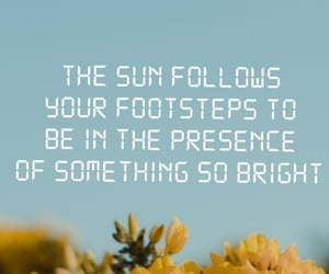 bom, bright, and quotes image