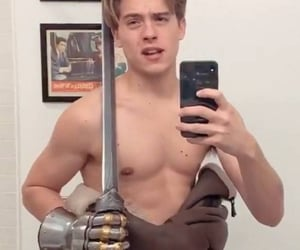 hot boy, dylan sprouse, and my crush image