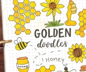 doodles, bullet journal, and bullet journal ideas image