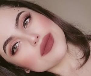 girls, makeup, and sister image