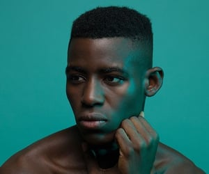 black beauty, black model, and photoshoot image
