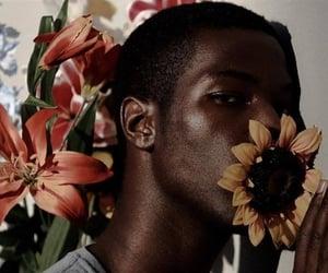 black beauty, photoshoot, and black model image