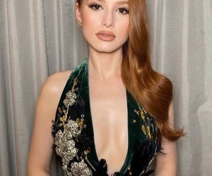 madelaine petsch, beautiful, and redhead image