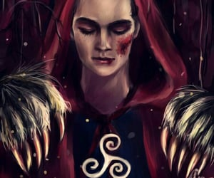 beautiful, wolf, and teen wolf image