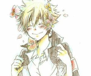 anime, Boys Love, and tsuna sawada image
