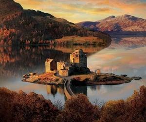 ancient, lake, and uk image