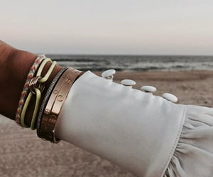accessories, beach, and expensive image