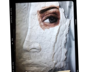 acrylic paint, art, and artist image