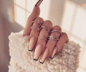 inspiration fashion, tumblr inspo, and nails goals image