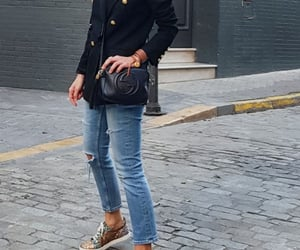 blogger, levis jeans, and fashion image