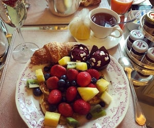 cafe, food, and good morning image