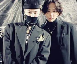 DK, Ikon, and kpop image