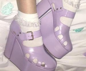 aesthetic, y2k, and heel image