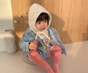 aesthetic, asian, and child image