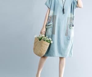 etsy, summer dress, and women dress image