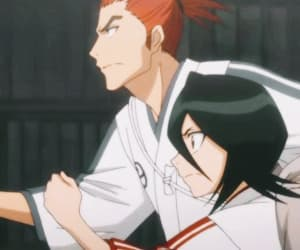 anime, rukia, and bleach image