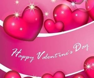 day, happy, and valentines image