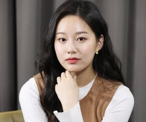 actress, girl, and korean image